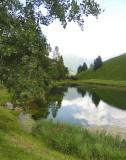 BERWANG'S LITTLE LAKE  .  2