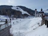 Winter Sportzplatz & the Seekirchl Chapel
