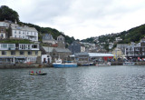 East Looe River Quayside