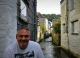 John & the Polperro Stream
