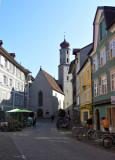 Montfortgasse & Frauenkirche