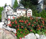 Model of Vaduz Castle