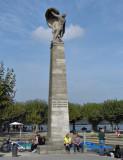 The Zeppelin Monument