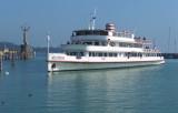 MS Austria Pleasure Boat.