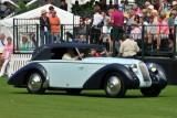 1938 Talbot-Darracq T23 Drop Head Coupe, Linda & Paul Gould, Pawling, NY, Amelia Award - European Custom Coachwork (0921)
