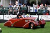 1934 Bugatti Type 57 Aravis, Paul Emple, Rancho Santa Fe, CA, Meguiar's Award for Car With the Most Outstanding Finish (1375)