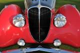 1937 Delahaye 135 M Competition, Wayne Grafton, Richmond, BC, Canada, 2013 Amelia Island Concours d'Elegance (1565)