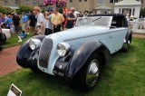 1938 Talbot-Darracq T23 Short Chassis Cabriolet by Figoni & Falaschi, Paul Gould, New York, NY (3447)