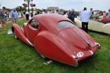 1937 Talbot-Lago T150-C SS Teardrop Coupe by Figoni & Falaschi, JWR Automobile Museum, Frackville, Pennsylvania (3530)