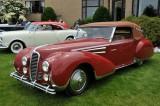 1948 Delahaye 135M Drophead Coupe by Figoni & Falaschi, JWR Automobile Museum, Frackville, Pennsylvania (3618)