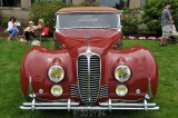 1948 Delahaye 135M Drophead Coupe by Figoni & Falaschi, JWR Automobile Museum, Frackville, Pennsylvania (3624)