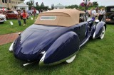 1938 Talbot-Lago T23 Drophead Coupe by Figone & Falaschi, George Dragone, Westport, Connecticut (3721)
