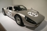Porsche by Design: Seducing Speed, North Carolina Museum of Art -- October 2013