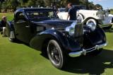 1937 Bugatti Type 57 Coupe, Ethel & John North II, St. Michaels, MD, 2013 St. Michaels Concours d'Elegance (5026)
