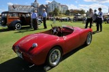 St. Michaels Concours d'Elegance, The Show Field: Part 1 of 2 -- September 2013