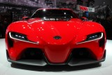 Toyota FT-1 Concept at New York International Auto Show -- April 2014