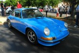 Cars & Coffee in Great Falls, VA -- May 31, 2014