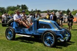 1907 Renault 35/45 Runabout, owner: Kirkland Gibson, Harrisburg, PA -- French Curve Award, 2014 The Elegance at Hershey (7295)
