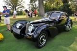1936 Bugatti Type 57 Atlantic Coupe Re-Creation, North Collection, 2014 St. Michaels Concours d'Elegance Exhibition Class (9005)