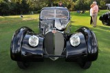1936 Bugatti Type 57 Atlantic Coupe Re-Creation, Exhibition Class, owner: North Collection, St. Michaels, MD (9009)