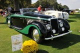 1937 Delage D8-120 Deltasport Three-Position Cabriolet by Henri Chapron, owner: Paul Gould, New York, NY (9054)
