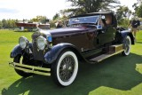 1928 Isotta Fraschini 8A SS Boattail Convertible Coupe by LeBaron, Best in Show, owner: Peter Boyle, Oil City, PA (9100)