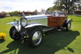 1927 Hispano-Suiza H6B Wood-Bodied Skiff, North Collection, St. Michaels, MD, 2014 St. Michaels Concours Exhibition Class (9104)
