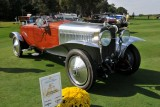 1927 Hispano-Suiza H6B Wood-Bodied Skiff, North Collection, St. Michaels, MD, 2014 St. Michaels Concours Exhibition Class (9110)