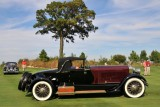 1928 Isotta Fraschini 8A SS Boattail Convertible Coupe by LeBaron, Best in Show, owner: Peter Boyle, Oil City, PA (9358)