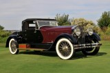 1928 Isotta Fraschini 8A SS Boattail Convertible Coupe by LeBaron, Best in Show, owner: Peter Boyle, Oil City, PA (9410)