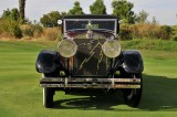 1928 Isotta Fraschini 8A SS Boattail Convertible Coupe by LeBaron, Best in Show, owner: Peter Boyle, Oil City, PA (9416)