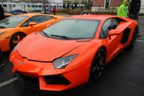 Cars & Coffee in Hunt Valley, MD, 3rd Anniversary -- April 4, 2015