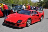 Vintage Ferrari Event in Maryland -- May 2, 2015
