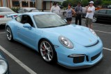 Cars & Coffee in Hunt Valley, MD -- June 13, 2015
