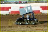 Willamette Speedway June 20  2014 KARTS