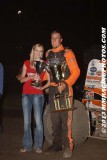 10-17-13 Tulare Thunderbowl Raceway: Non Wing Trophy Cup