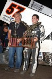 10-19-13 Tulare Thunderbowl Raceway: Trophy Cup Finale