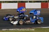 Super Modifieds vs Winged Sprints