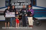8-9-14 Petaluma Speedway: John Soares Classic