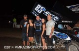 10-16-14 Tulare Thunderbowl Raceway: 21st Annual Trophy Cup