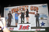 10-16-15 Tulare Thunderbowl Raceway: Trophy Cup Feature #2