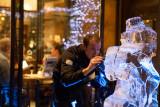 Making Ice Sculptures