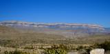 Rio Grande overlook at Big Bend National Park