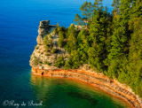 Pictured Rocks, Munising, MI Upper Peninsula
