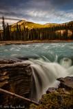 Alberta, Canada: Athabaska Falls