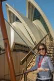 At the World Heritage Sydney Opera House
