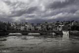 Piena del Tevere - Tiber overflow