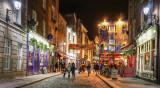 Dublin, Ireland, Christmas 2016