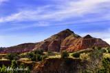 Capital Peak Palo Duro Canyon State Park