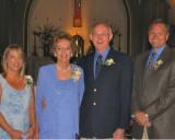 Art and Doris McNabb Wedding Photographs